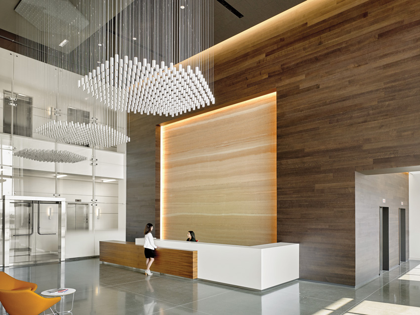 Santa Clara, California, office building