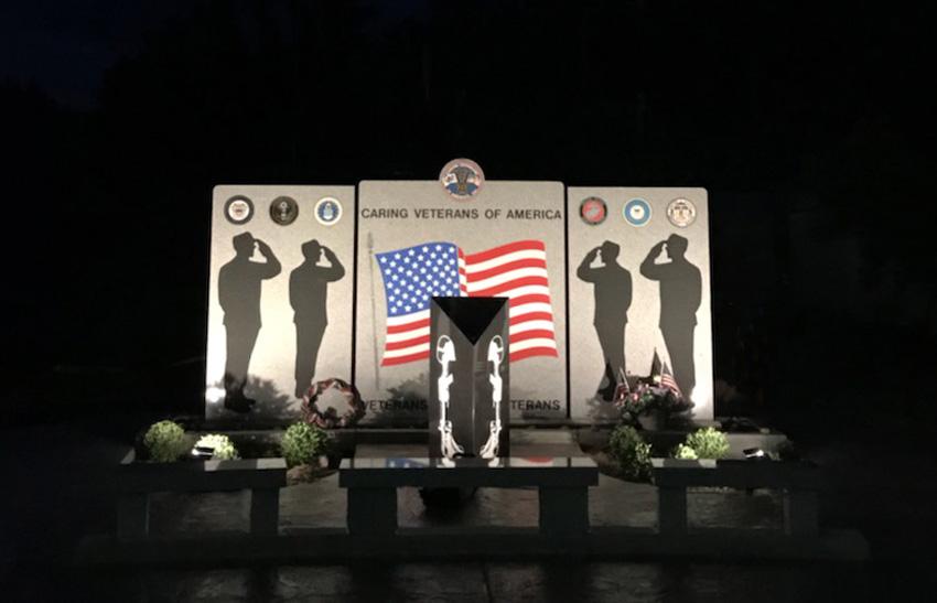 Coarsegold Military Memorial