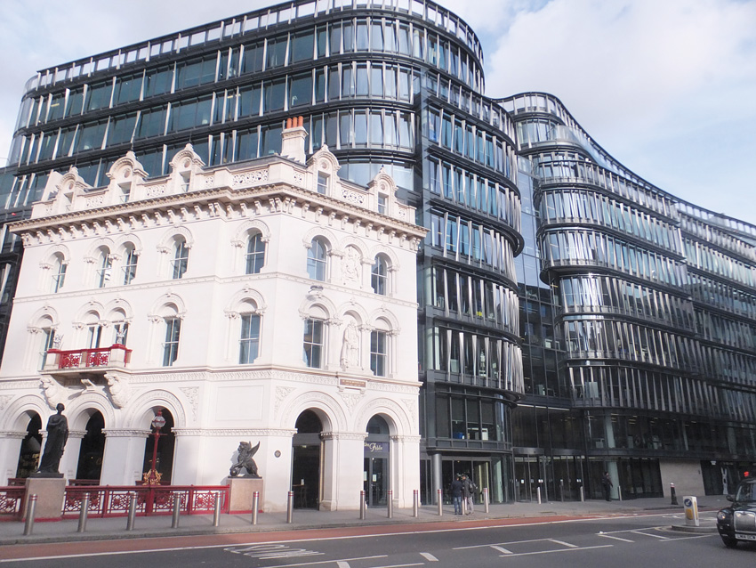 60 Holborn Viaduct located in London