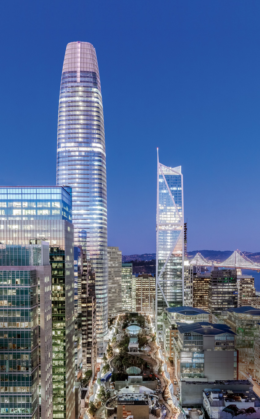 SalesForce Tower, San Francisco