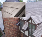 Metal Roofing with the Appearance of Traditional Materials
