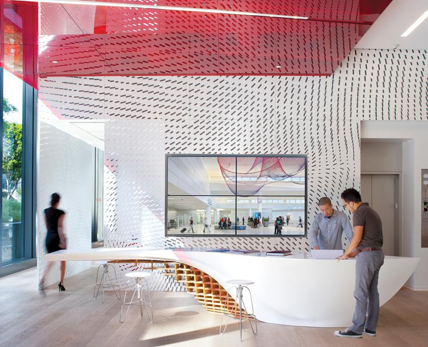 Gensler's Los Angeles office