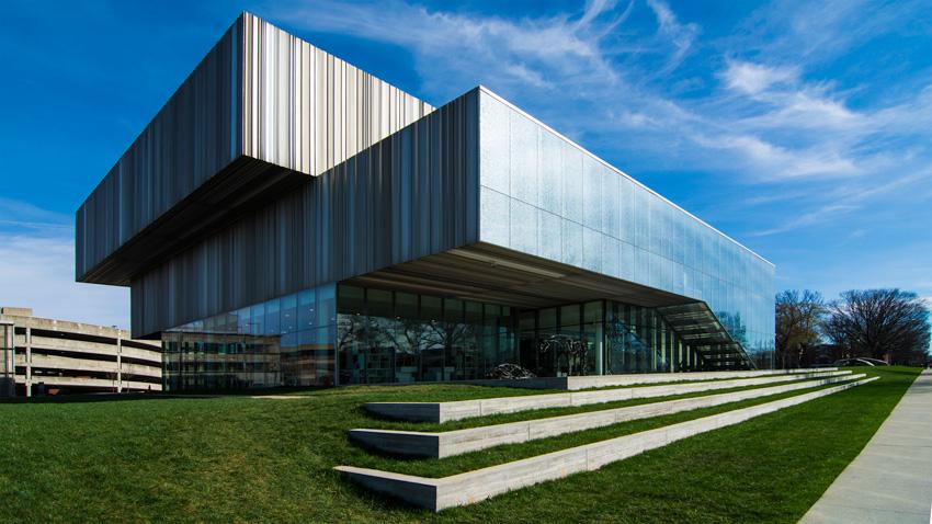 Speed Art Museum in Louisville, Kentucky