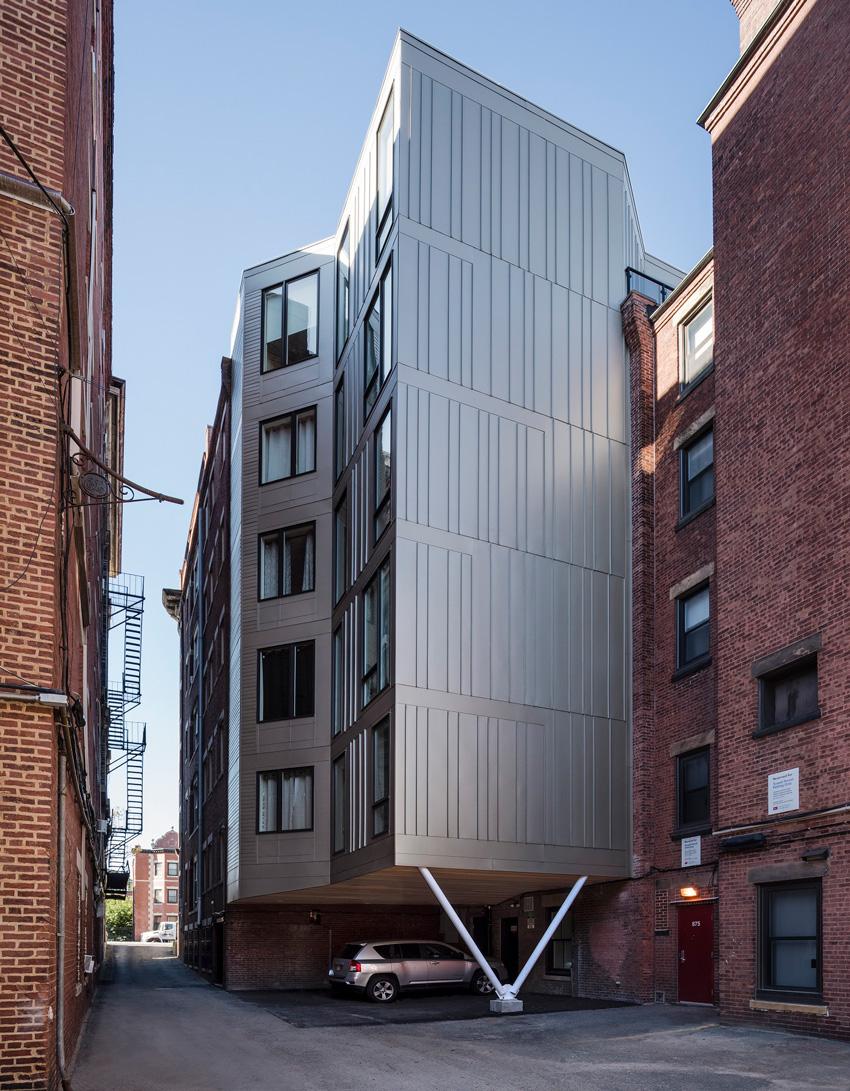 877 Beacon Street in Boston