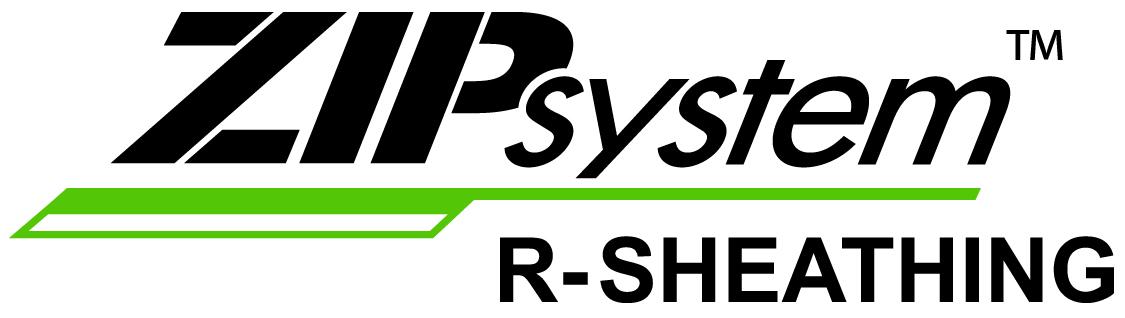 Zip System Sheathing logo.