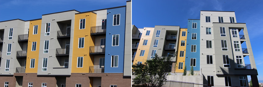 Aspect Apartments, multifamily housing in Lone Tree (Denver), Colorado