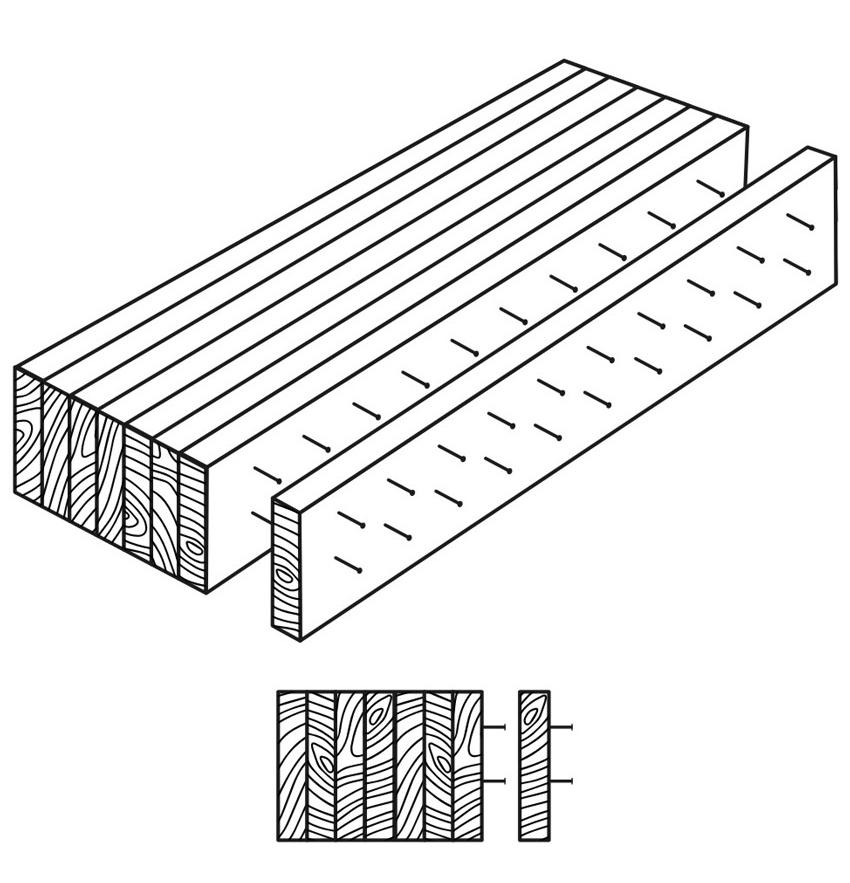 Nail-Laminated Timber