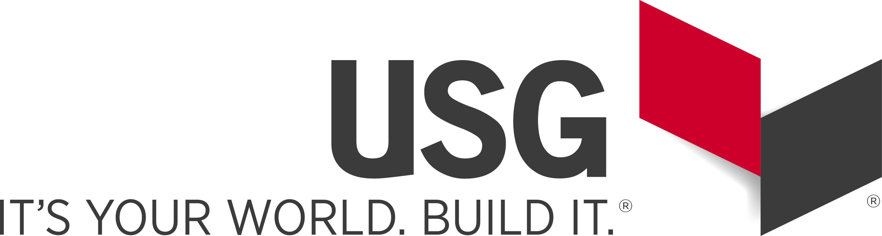 USG Corporation logo image.