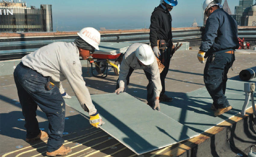 Ce Center Selecting Rigid Cover Boards In Commercial Roofing Systems