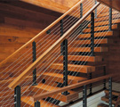 The Beautiful, Modern, Budget-Friendly Floating Staircase