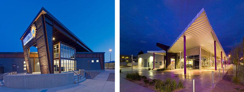 Ce Center Creative Design Alternatives Using Metal Building Systems