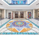 Resilient and Sustainable Terrazzo Flooring