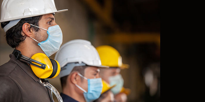 Construction Safety Practices During a Pandemic