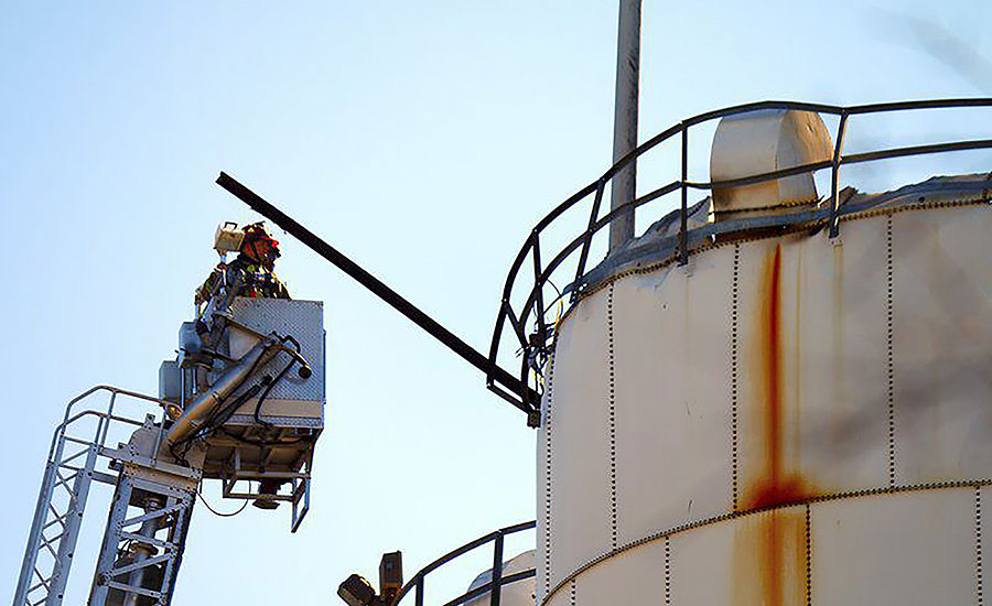 Damages, injuries, expenses following a combustible dust incident