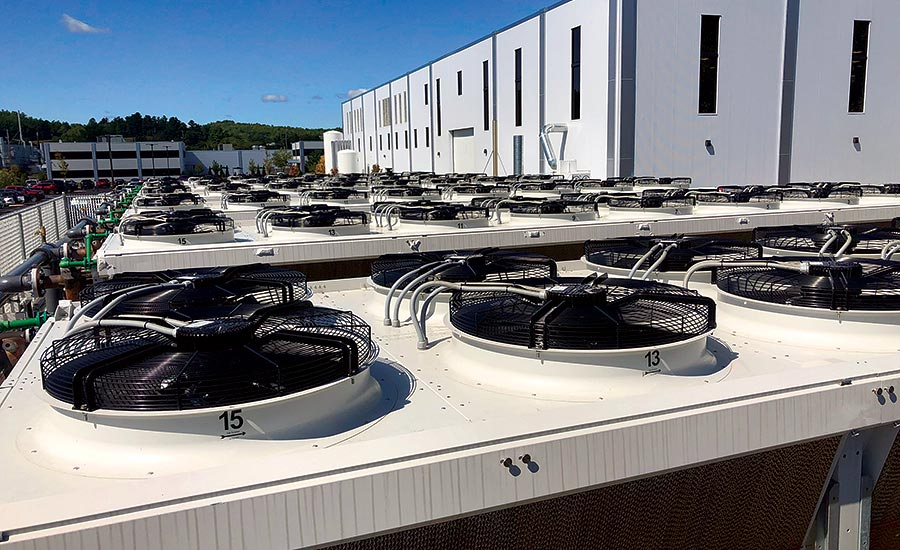 Adiabatic Cooling Assists with Sustainability Goals