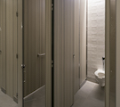 Design Solutions for Restroom Privacy