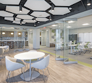 Flexible Interiors and Office Floorplan Design