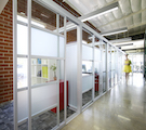 Using Glass Wall Dividers for Wellness to Help Stop the Spread of Disease