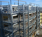 Cold-Formed Steel Framing in Mid-Rise Construction