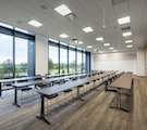 Suspended Ceilings and Acoustical Solutions using Stone Wool
