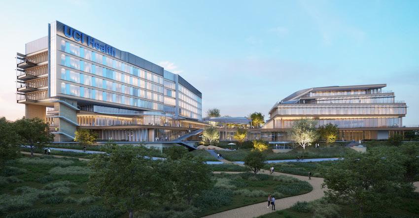 University of California Medical Center at Irvine