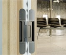 Expanding Design Opportunities and Functions with Adjustable Concealed Hinges