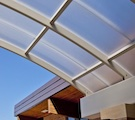 High-Performance Design with Polycarbonate Glazing Systems