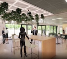 Ceilings and Wall Partitions for Healthy, Sustainable Spaces
