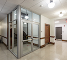 Fire-Rated Glass Doors 101
