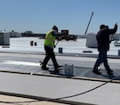 Adhesives in Single-Ply Roofing Systems