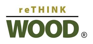 reThink Wood logo.