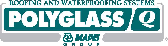 Polyglass logo.
