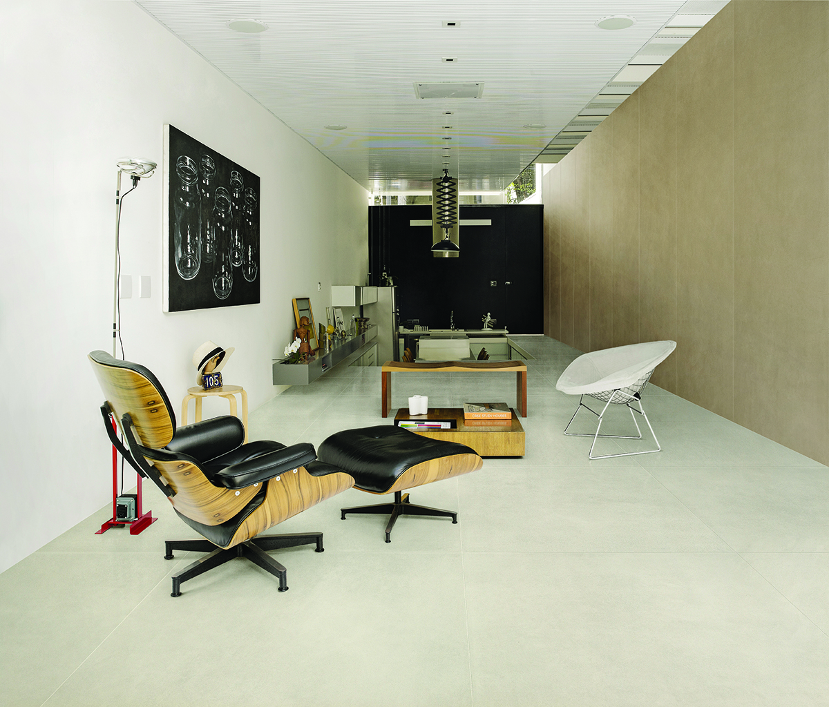 Thin, Large Format, Porcelain Tile