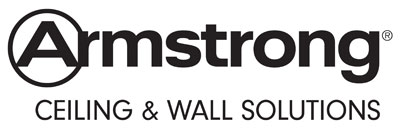Armstrong Ceiling and Wall Solutions logo.