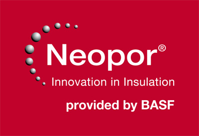 BASF Corporation Neopor® logo.