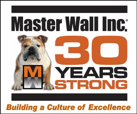 Master Wall logo.