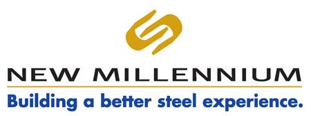 New Millenium Building Systems logo
